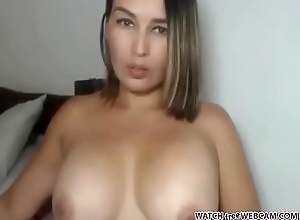 Hot ill-lit naked show