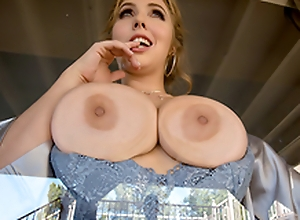 Busty babe Lena Paul In the porn scene - Proscribing Dicktection